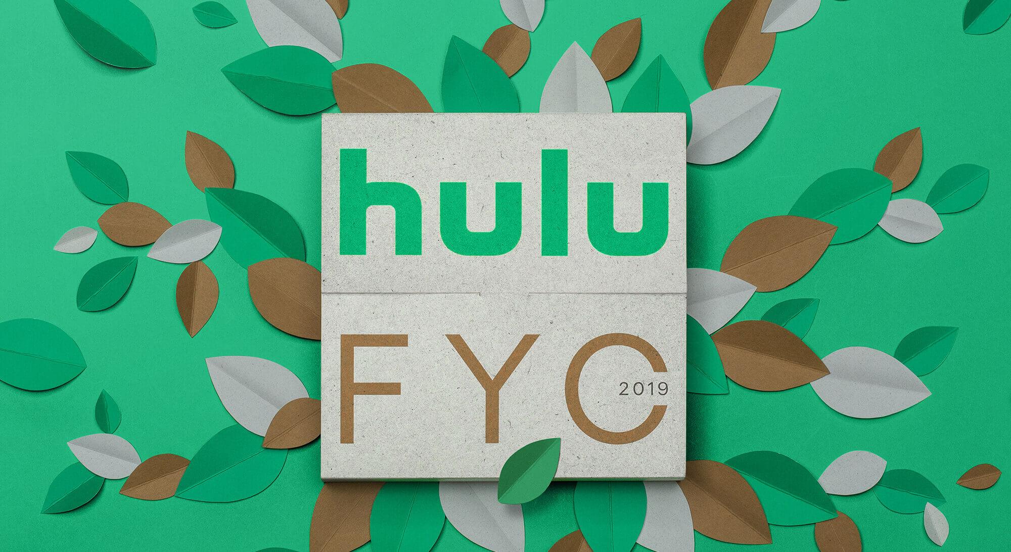 Hulu Emmy FYC Mailer 2019